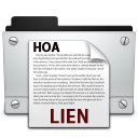 Homeowner Association Liens - Click to open PDF