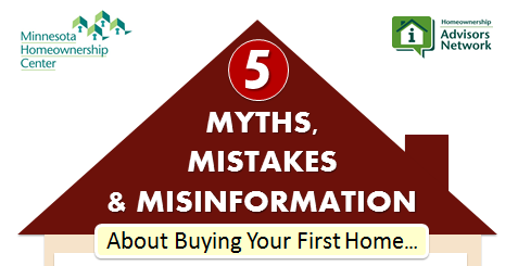 5 myths mistakes and misinformation about homebuying hocmn