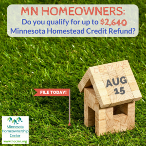 Homestead Credit Refund Up To $2640